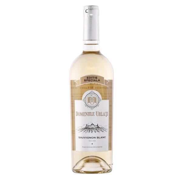 Domeniile Urlați-ES-Sauvignon Blanc