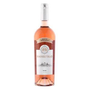 Domeniile Urlați-ES-Shiraz & Pinot Noir Roze